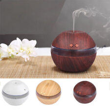 Ultrasonic Aroma Humidifier Essential Oil Diffuser LED Aromatherapy Purifier CZ