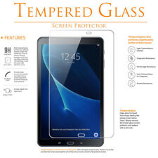 Tempered GLASS Screen Protector Case Skin for Samsung Galaxy Tab A/ E/ S/ Pro