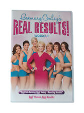 Rosemary Conley's Real Results For Real Women Workout (DVD, 2009)