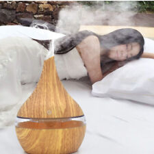 Air Purifier Aroma Essential Diffuser LED Ultrasonic Aromatherapy Humidifier CHZ