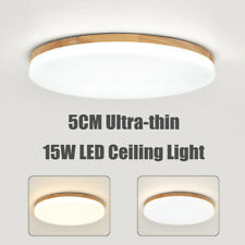 15W Modern Round LED Ceiling Down Light Bedroom Lamp Surface Mount Fixture
