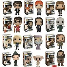 FUNKO POP Harry Potter-LUNA,Hermione,Ron,Ginny,Peter Vinyl PVC Action Figure Toy