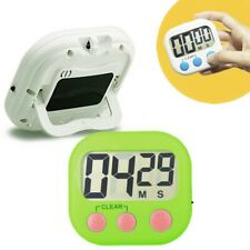 Large LCD Digital Kitchen Cooking Timer Count-Down Up Alarm Clock Loud Magnetic