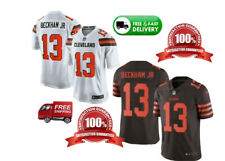 🔥New🔥 ODELL BECKHAM JR #13 Giants Youth Stitched Limited jersey DF Colors 2019