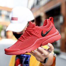 Men's Fashion Running Shoes Sports Athletic Sneakers Casual Breathable Gym Mesh