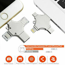 4 in 1 Pen Drive USB Flash Drive 16GB 32GB 64GB For Phonemax Saturn X