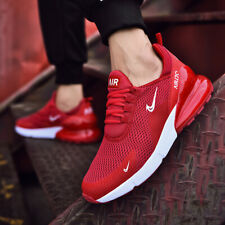 Men's Flyknit Air 270 Casual Shoes Leisure Sports Sneakers Running Jogging Shoes