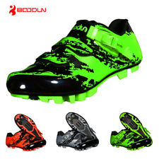BOODUN MTB Mountain Cycling Shoes Sneakers Racing Bike Bicycle Self-locking Shoe