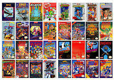 Nintendo Entertainment System (NES), A4 Poster Prints (297x210mm)
