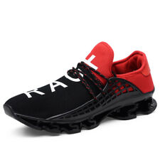 Men's Casual Running Sports Sneakers Athletic Outdoor Breathable Track Shoes