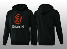 LImited New NEW Classic Hoodie Dreamcast LOGO FULL Sweatshirts S-2XL