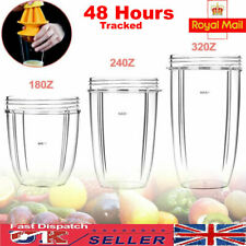 Spare Large Cups 18/24/32oz Replacement Cup Mug for 900W Nutribullet Juicer UK