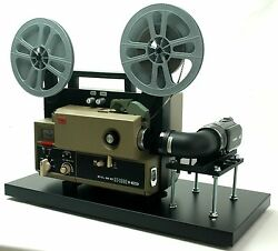 elmo super 8 sound movie projector
