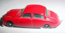 vintage matchbox no 65 jaguar 3 4