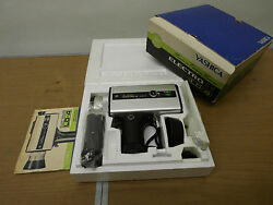 clean rare yashica electro super 8 ld 4