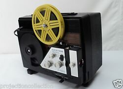 reconditioned dual 8 movie projector 8mm