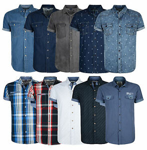 Smith & Jones Men's Short Sleeve Shirts