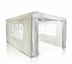 3m x 3m Waterproof Garden Gazebo - Other Sizes Available