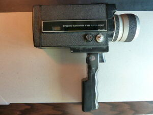 argus cosina model 718 super8 electric