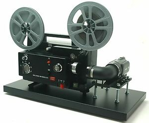 elmo movie projector telecine video