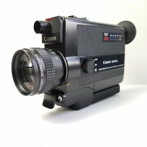 canon 310xl tested works super 8 camera