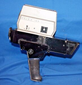 bolex 150 super 8 movie camera untested as