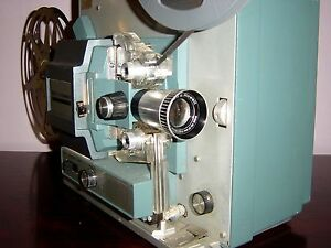 bell howell 357a super 8 movie projector
