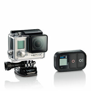 Certified Refurbished GoPro Hero 3+ Action Camcorder - Black Edition