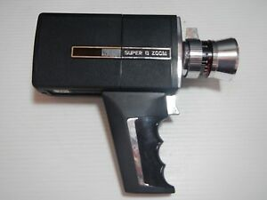 bell howell super 8 zoom director movie
