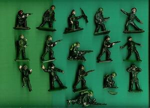 16 army playset figures lone star