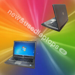 Windows 7 Dell Latitude D630 Laptop - Refurbished