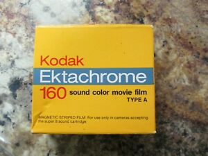 new kodak ektachrome 160 type a super 8