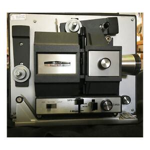 bell howell dual 8mm super 8 mm movie