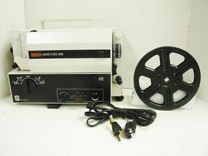 eumig mark s 802 projector made in austria