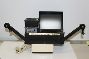 brooks movie viewer editor for super 8mm