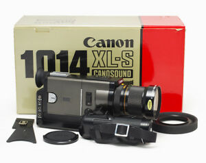 canon 1014 xl s super 8 movie camera 1 4 6