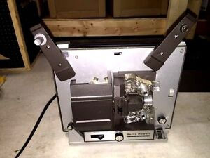 bell howell 356 super 8 projector extras