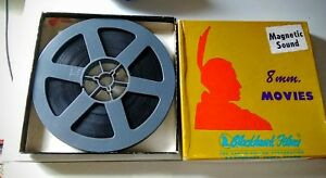 8mm cartoon blackhawk films headless