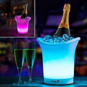 Babz LED Color Changing Ice Bucket