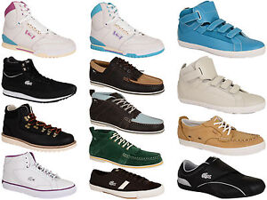 Men's Lacoste Trainers