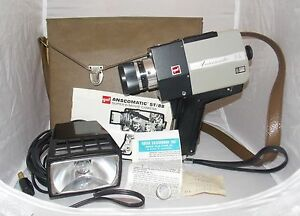 gaf super eight anscomatic st 88 movie