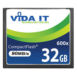 super fast 32gb compact flash cf memory