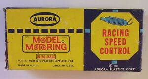 box only 1964 racing speed control