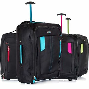 Lightweight Wheeled Cabin Suitcase