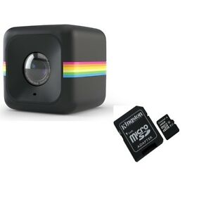 Polaroid Action Camera + 32GB Micro SD Card