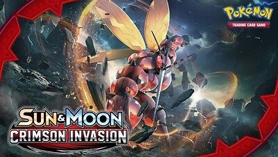 Pokemon TCG Crimson Invasion All Non Holo Cards Buy 1 Get 1 50% Off *YOU CHOOSE*