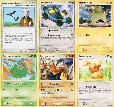Pokemon Platinum Arceus Trading Cards - Select from List