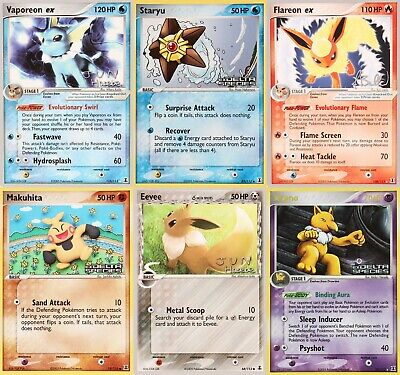 Pokemon Delta Species Trading Cards - Select from List