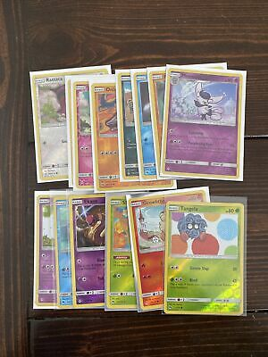 Pokemon Lost Thunder /214 Reverse Holo PICK YOUR CARD BUILD YOUR SET