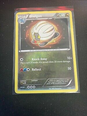 Pokemon TCG - Shelgon - Holo - 7/20 - Dragon Vault